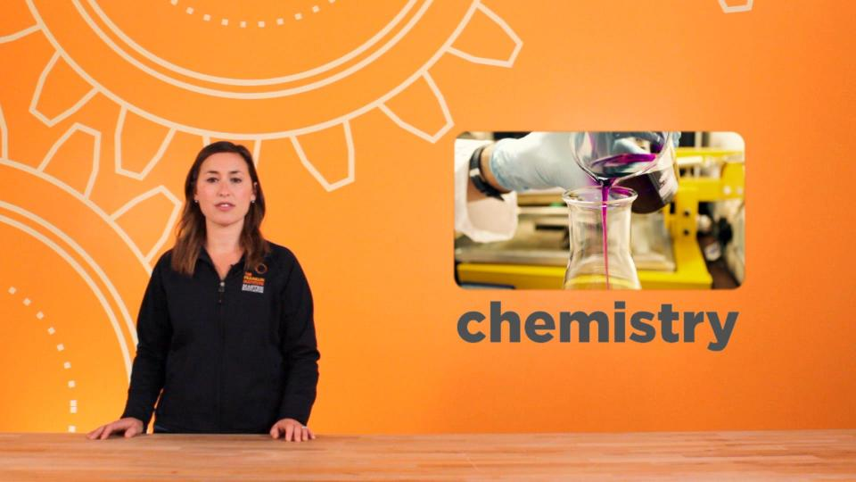 chemistry: Be a Chemist overview video